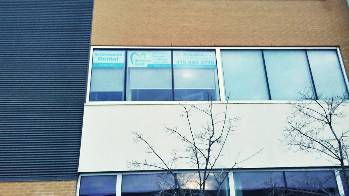 Bridletown Dental Building Exterior
